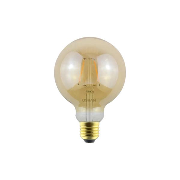 Lámpara LED VINTAGE GLOBO 2,5W 2500K E27
