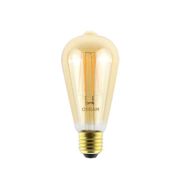 Lámpara LED VINTAGE EDISON 4,5W 2500K E27
