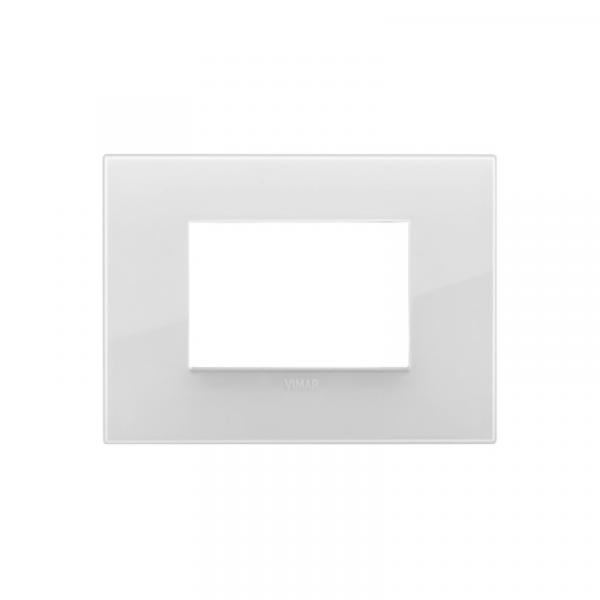 Placa Classic 3 módulos réflex HIELO TL