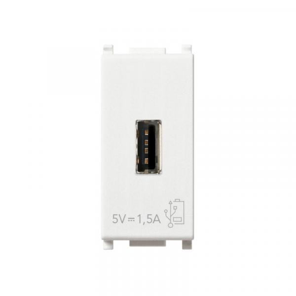 Unidad alimentación 1 USB 5V 1,5A