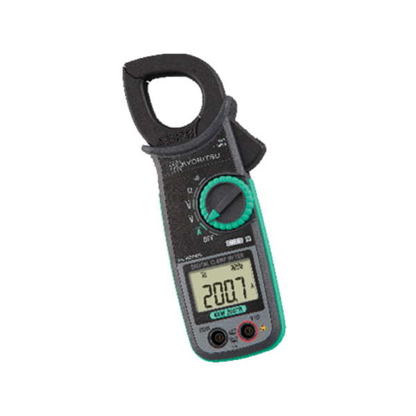 Pinza amperimétrica digital 1000A/600V