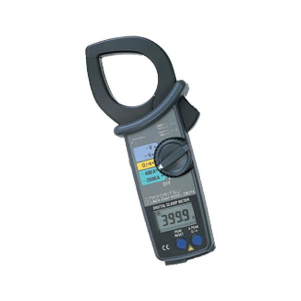 Pinza amperimétrica digital 2000A CA