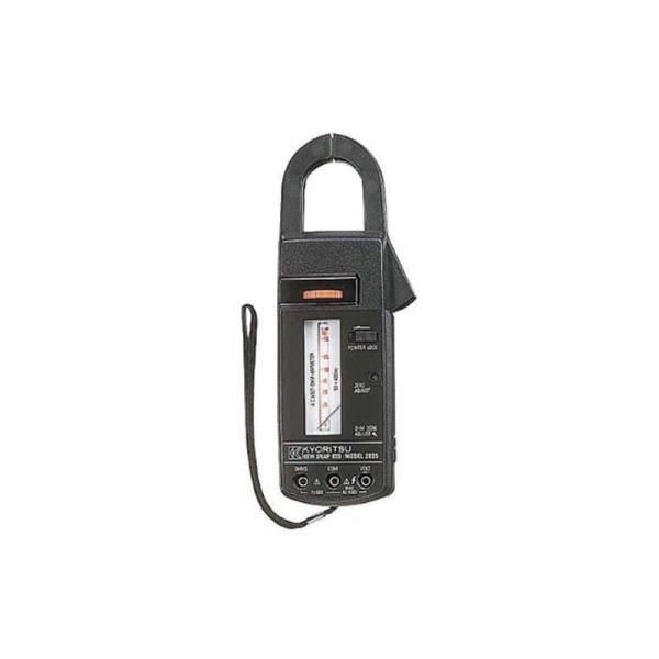 Pinza amperimétrica analógica 600A