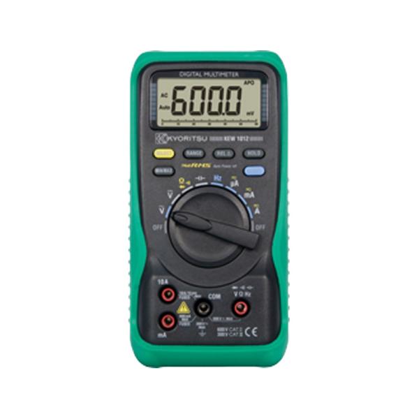 Multímetro digital 2-10A