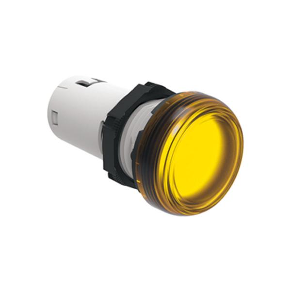 Señalizador LED 230V Amarillo
