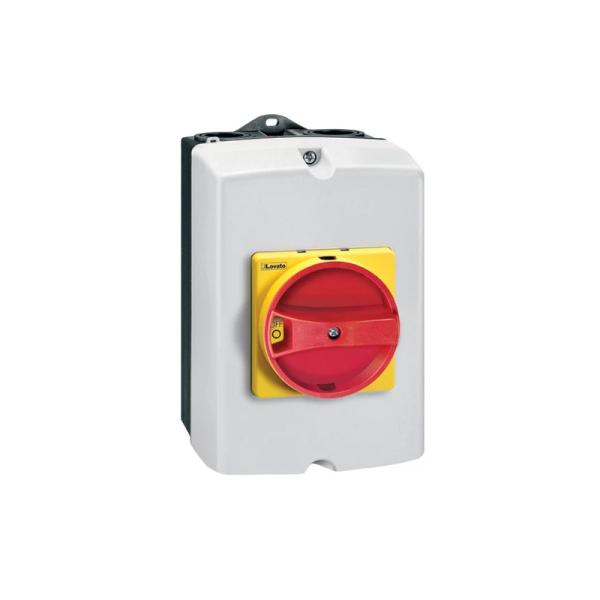 Interruptor seccionador externo 3x100A