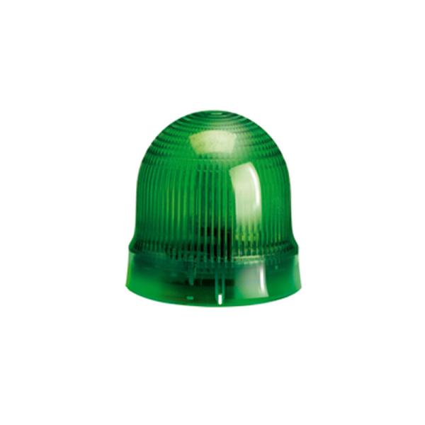 Señalizador verde