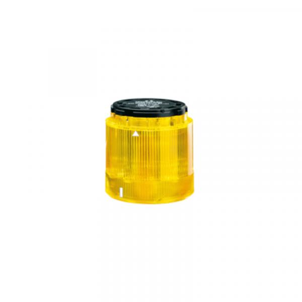 Unidad luminosa fija 240V amarillo