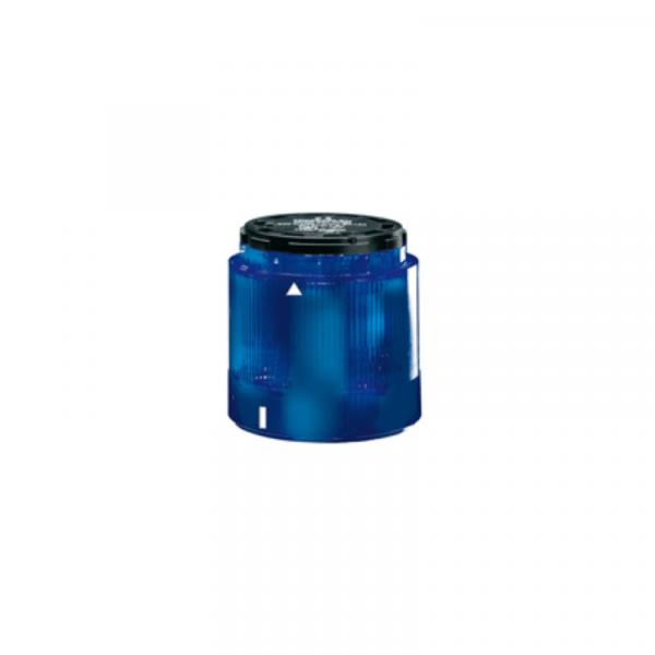 Unidad luminosa fija 240V azul