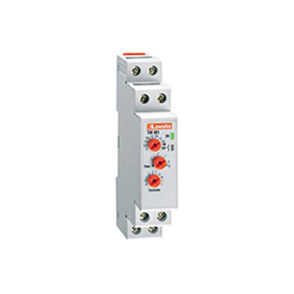 Temporizador multifunción 12-240V AC/DC