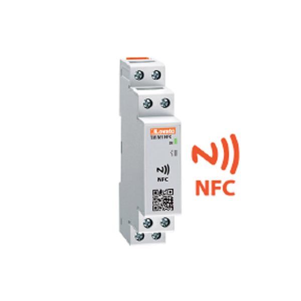 Temporizador multifunción 12-240V AC/DC NFC