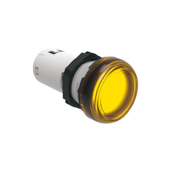 Señalizador LED 24V Amarillo