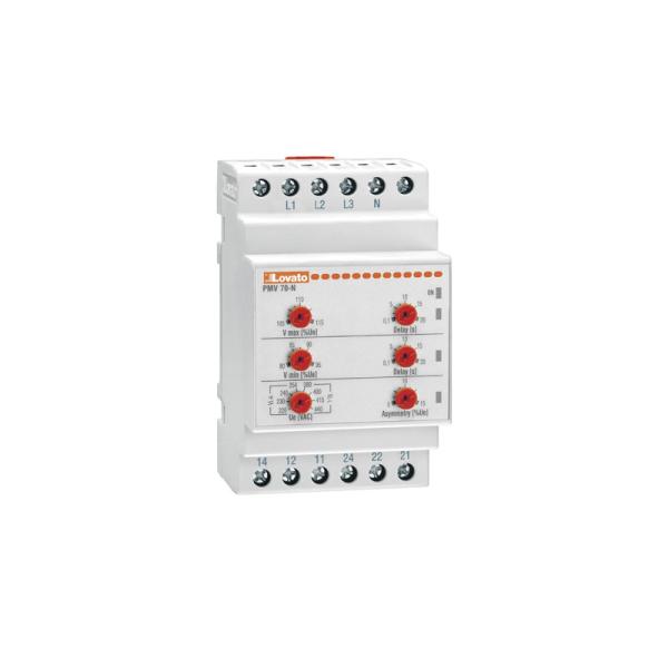 Falta de fase 3PH+N 380/575V