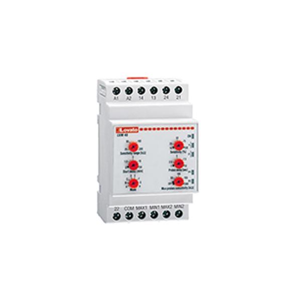 Controlador de nivel 240 multifunción