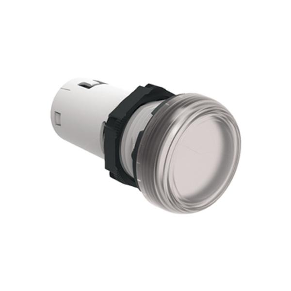 Señalizador LED 230V Transparente