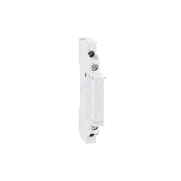Contacto auxiliar lateral 1NA+1NC para guardamotor