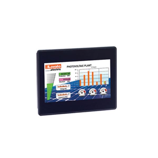HMI 7″ LCD Touch 24vdc