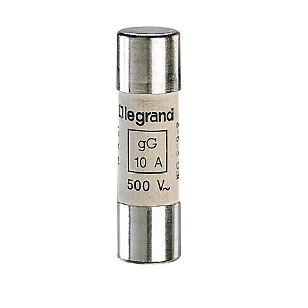 Fusible 14×51 10A 500V gG s/p