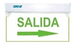 Señalizador LED «SALIDA DERECHA»