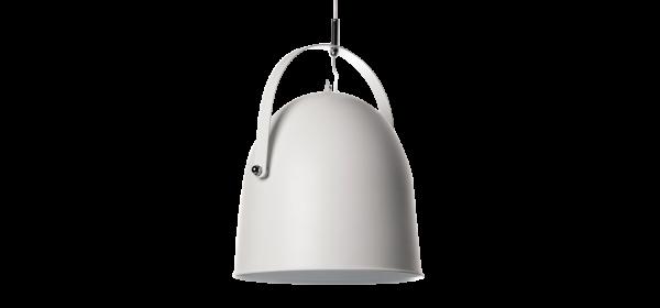 Colgante MEDEA E27 blanco