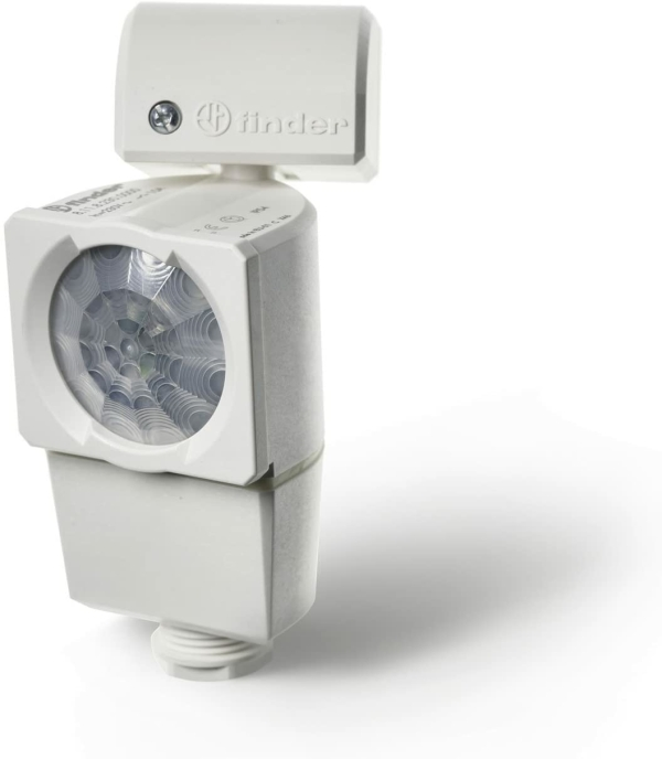 Sensor de movimiento y presencia en exterior IR 10A