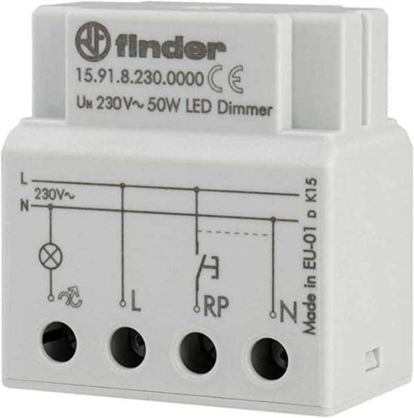 Dimmer LED regulable 50W 230V