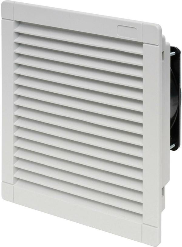 Ventilador con filtro 200x200mm.