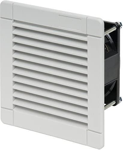 Ventilador con filtro 100x100mm.