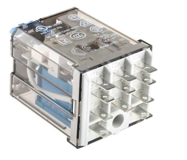 Relé de potencia 3NA/NC 16A 110VCC