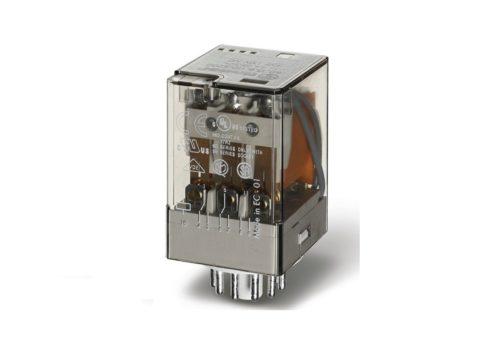 Relé industrial 3INV 10A 230VCA
