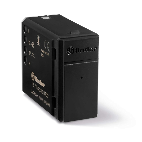 Yesly dimmer negro 100W