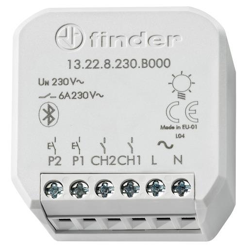 Multifunción relay 2 canales